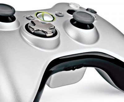 manette-xbox-360-silver