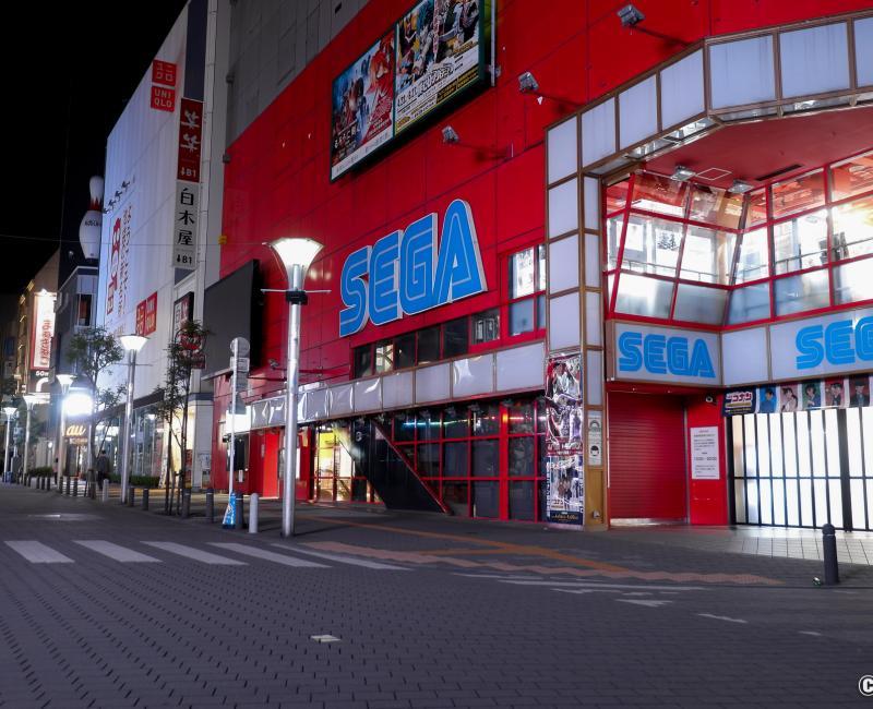 Tokyo dans le noir sous état d'urgence, Ikebukuro est 3