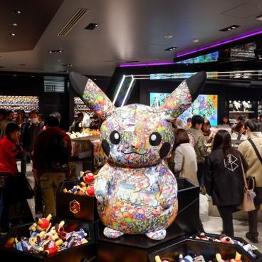 Magasin Pokémon Center Shibuya au Shibuya PARCO (Tokyo)