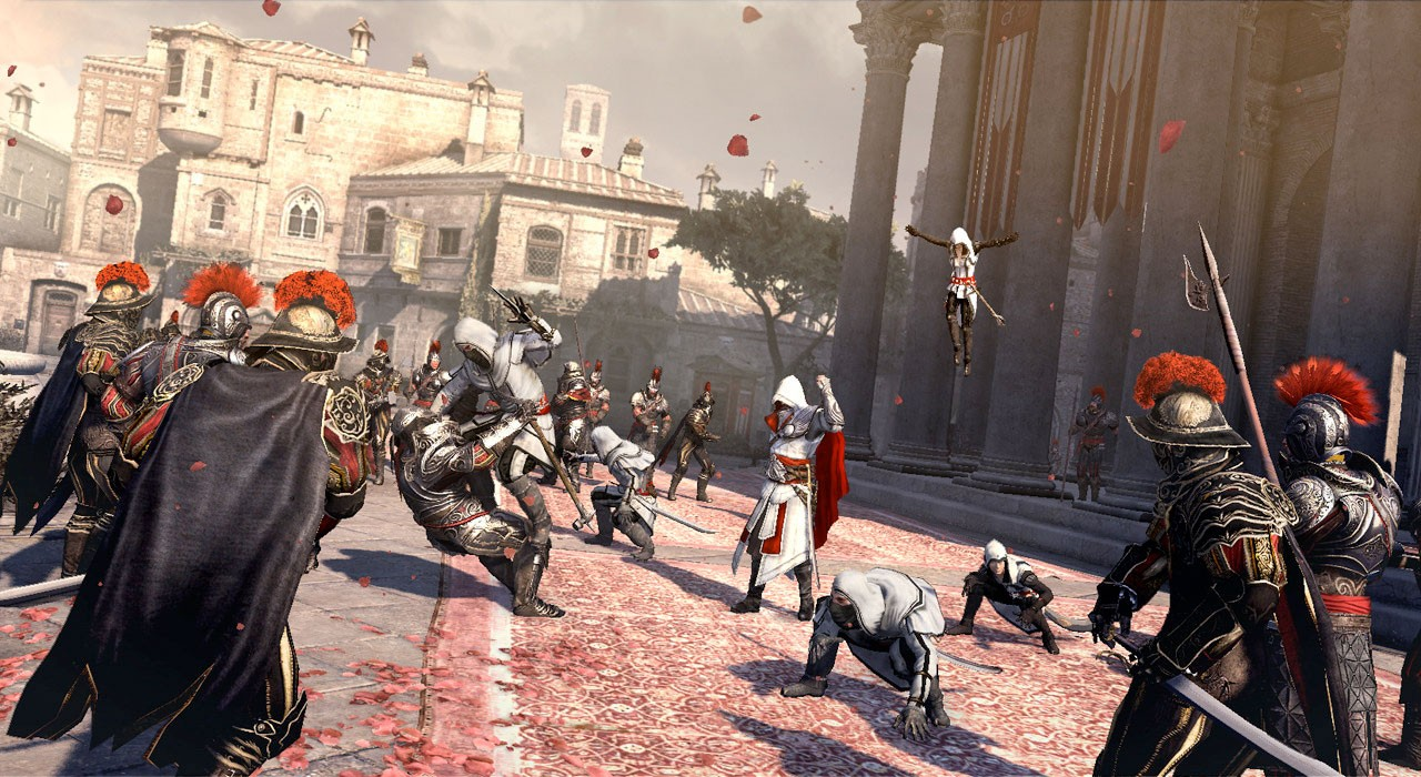 Assassin  s Creed Fratellanza Multiplayer lento matchmaking