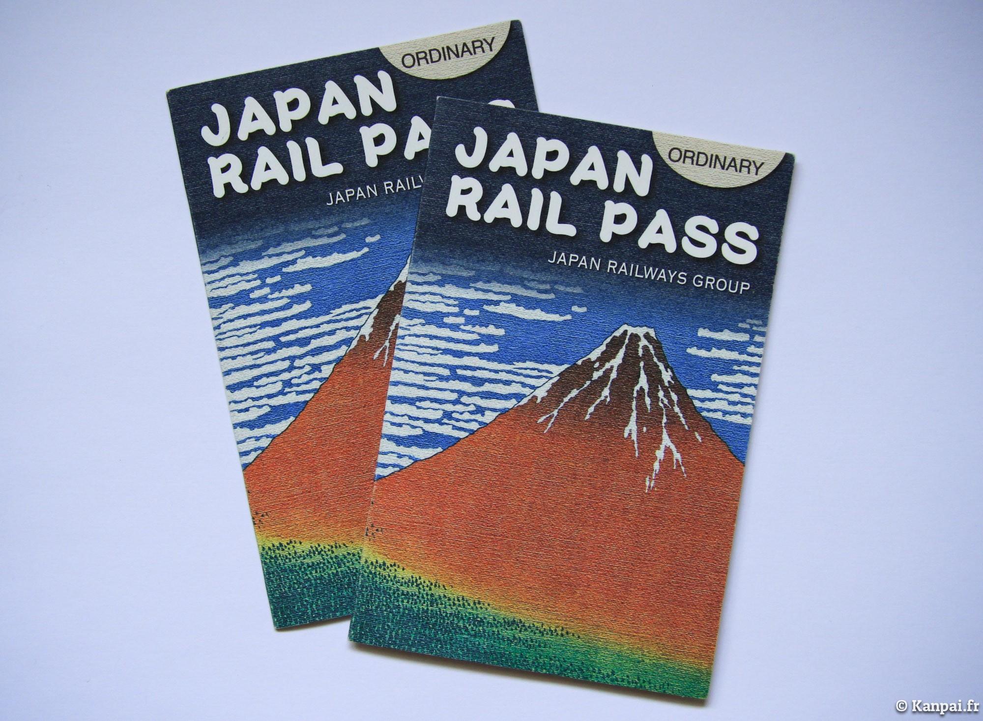 Japan rail pass : où lacheter le moins cher ?