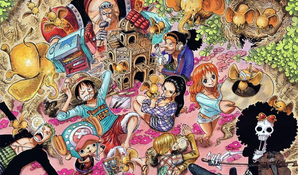 La Une de Manga-Fan ~ (N°89) One-piece-japon