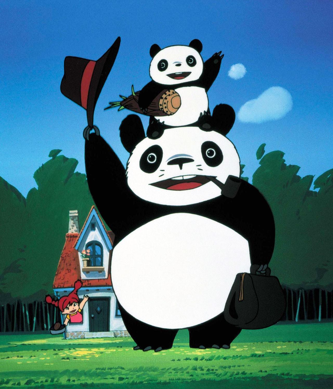Panda Petit Panda Analyse