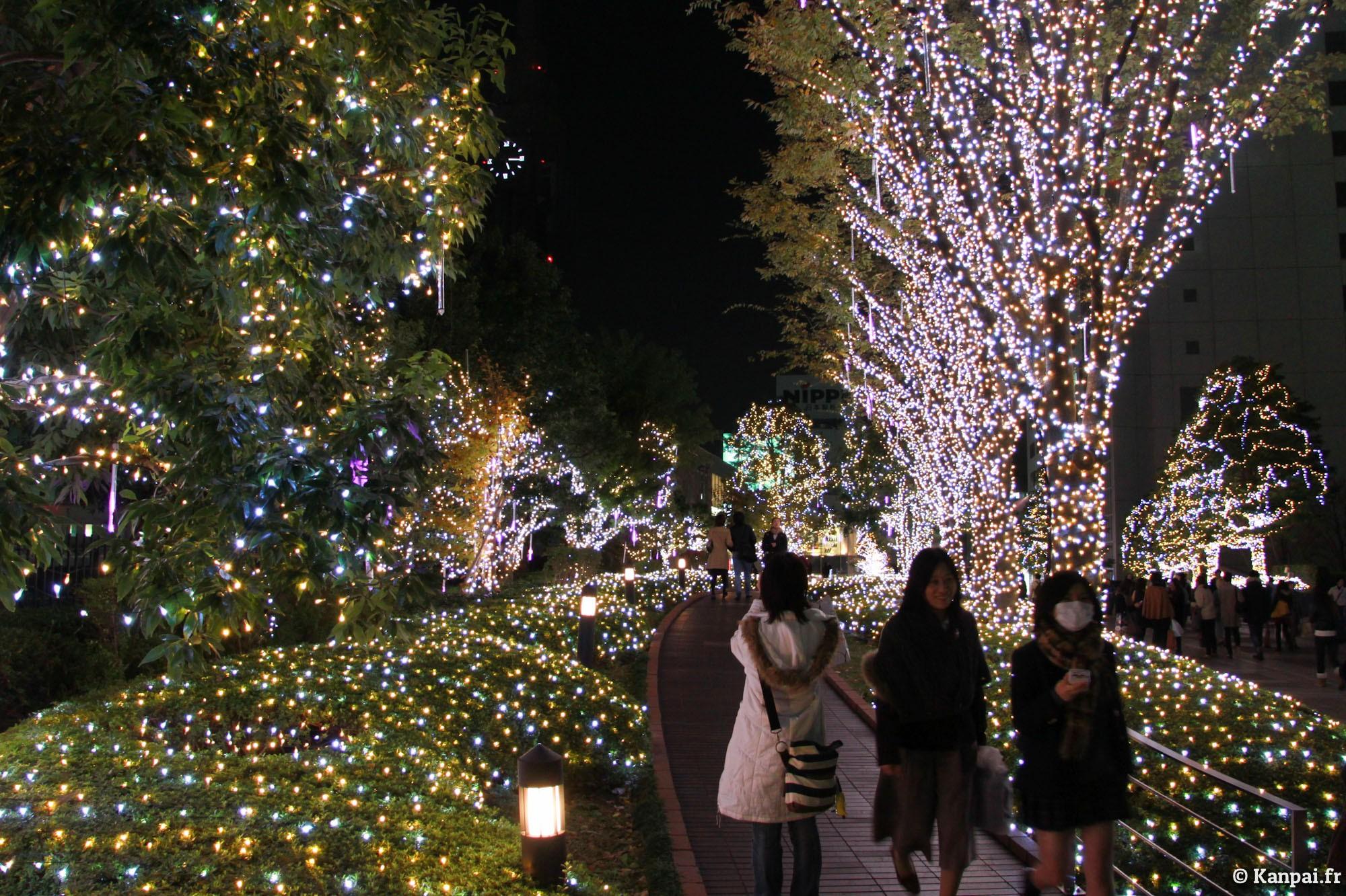 #756538 Tokyo à Noël 5327 decorations de noel au japon 2000x1333 px @ aertt.com