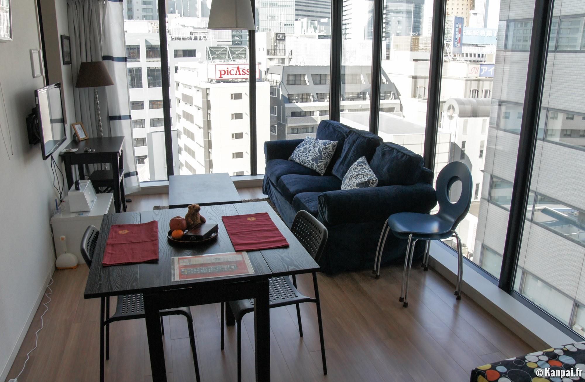 airbnb, parmi les meilleurs hébergements au japon