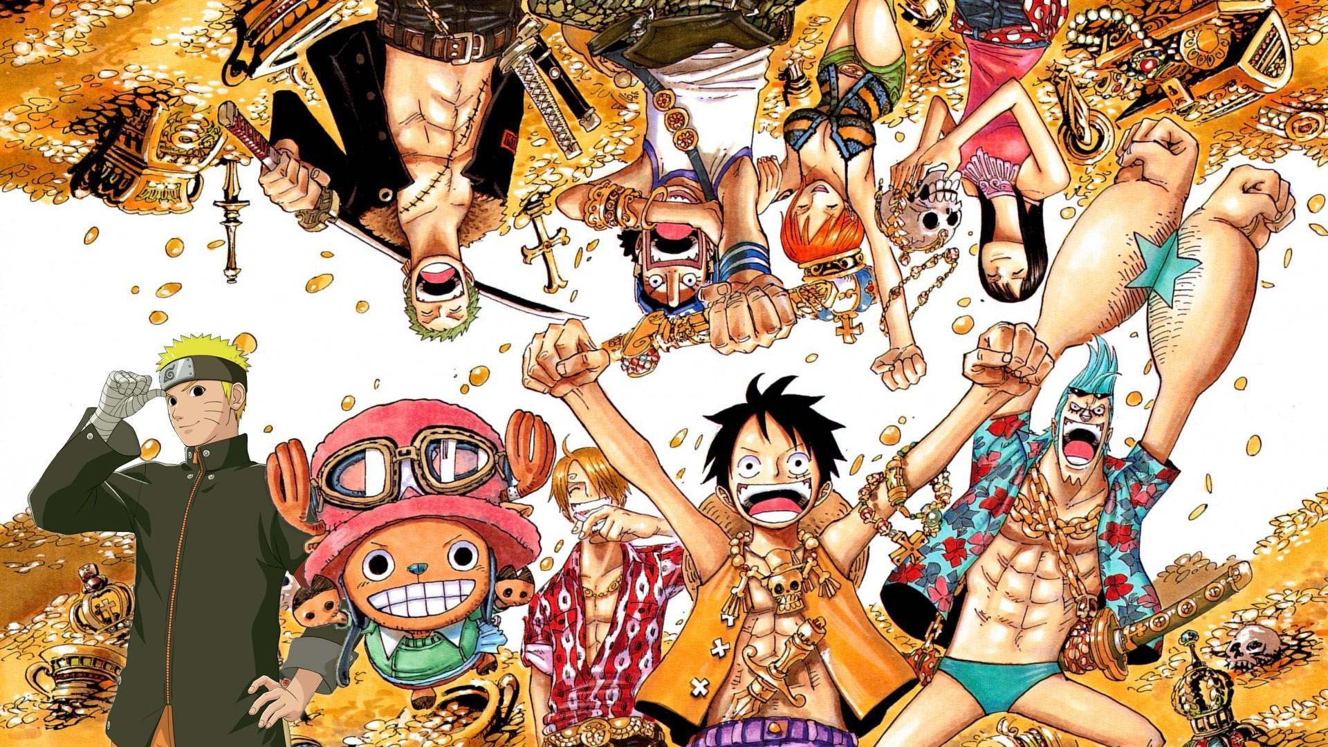 Kishimoto rejoint Oda : Naruto va devenir membre de l ...