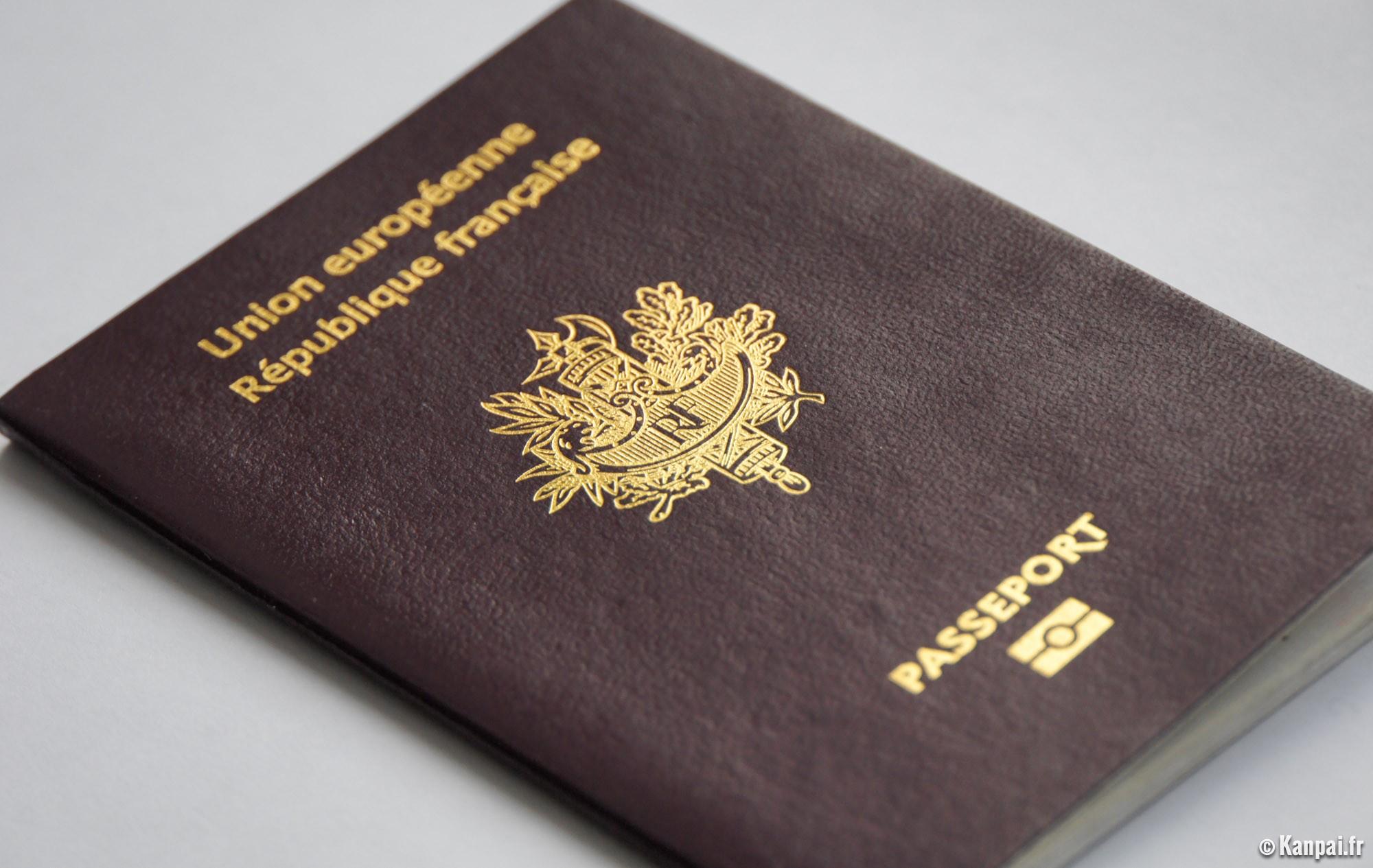 Le Passeport Un Visa Pour Le Japon Presque Comme Les Autres