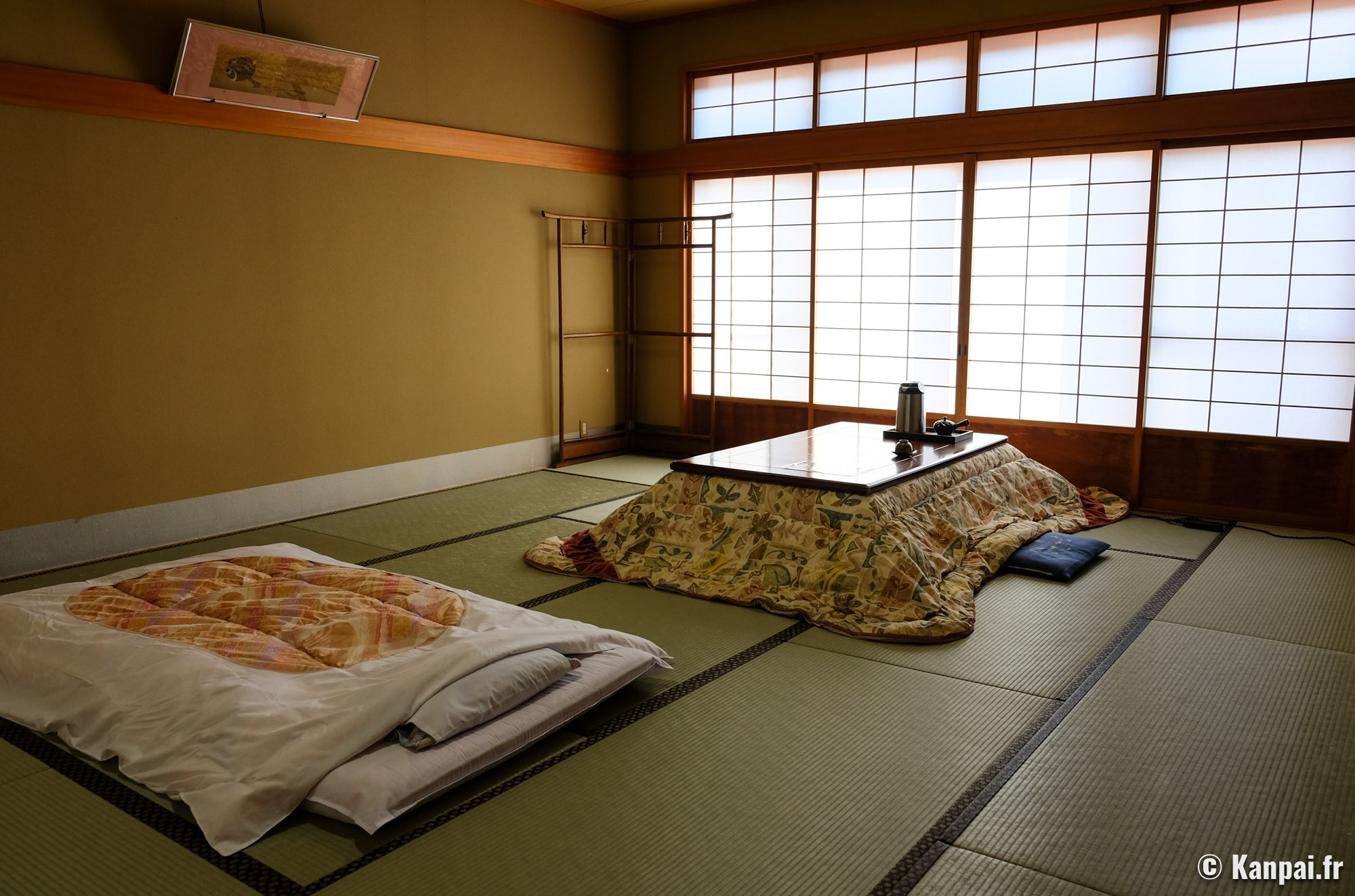 Interieur Maison Japonaise Traditionnelle hébergement au japon : guide complet et bons plans
