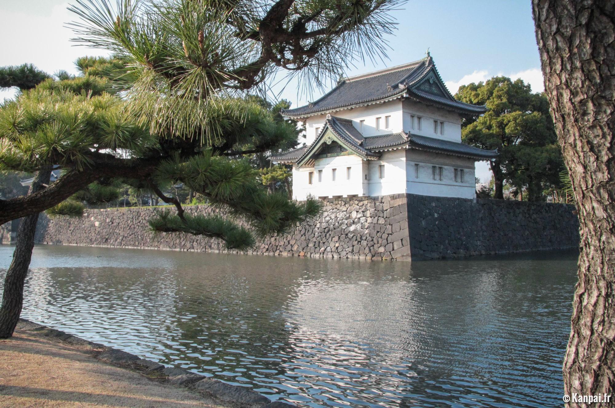 Palais imp rial de tokyo la r sidence et les jardins de - Residence les jardins de l universite ...