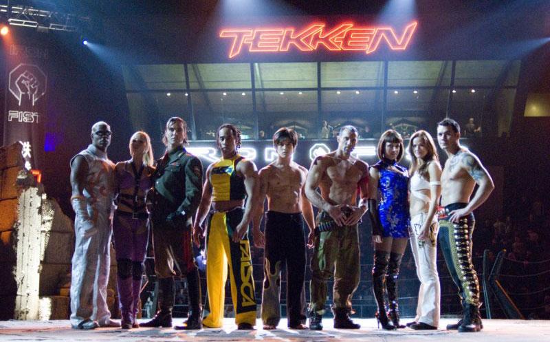 Tekken iron fist movie