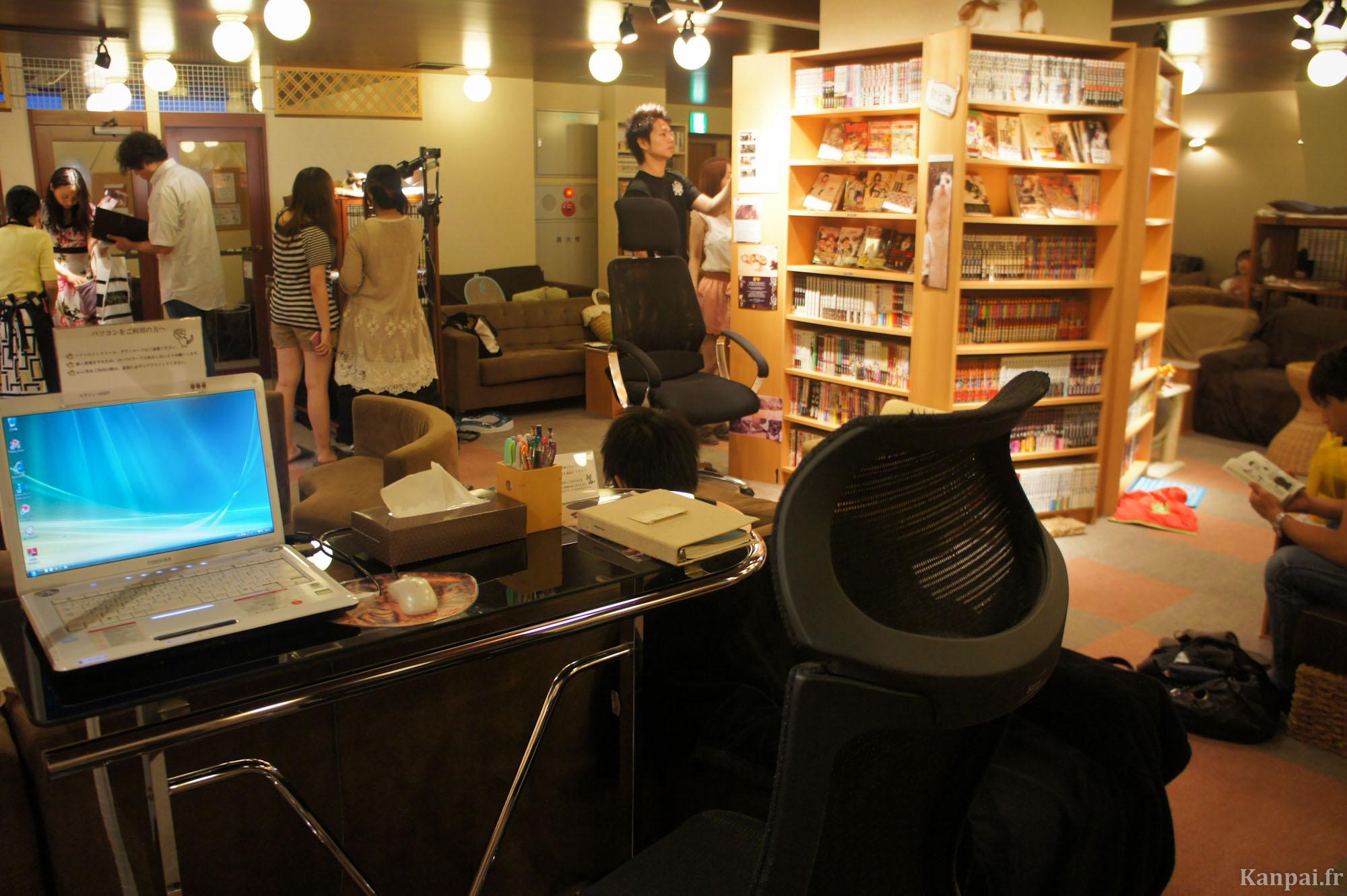 Neko Cafe Horaires