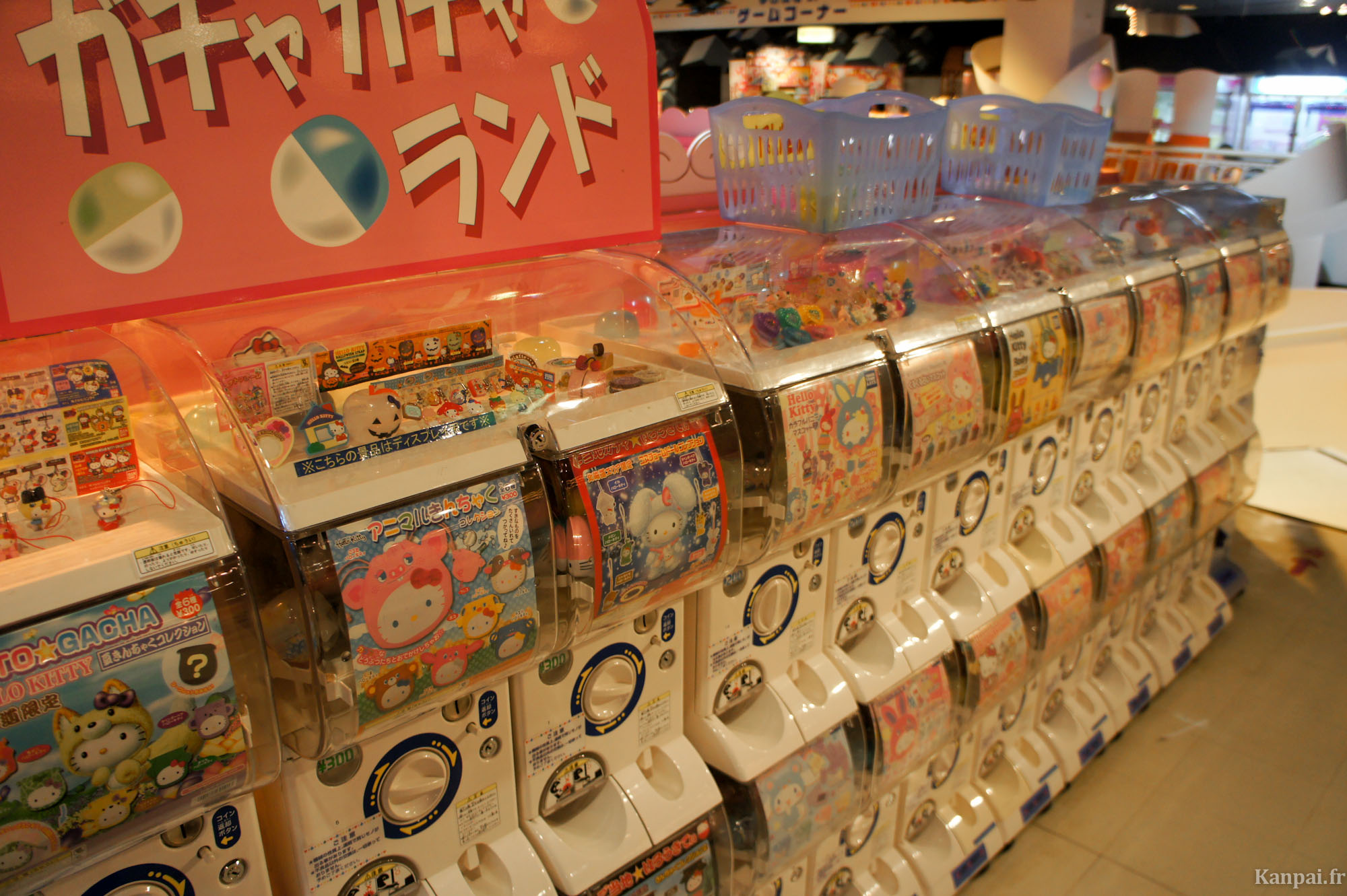 5dc4d2e04f68fa Sanrio Puroland - Le parc d attractions de Hello Kitty à Tokyo
