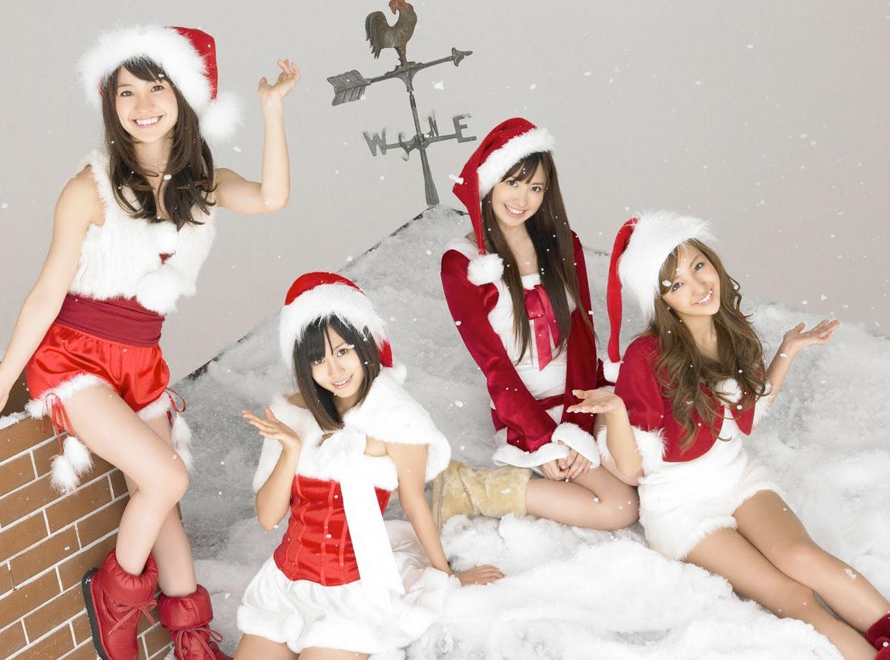 Joyeux Noel Mere Noel.Noel Au Japon