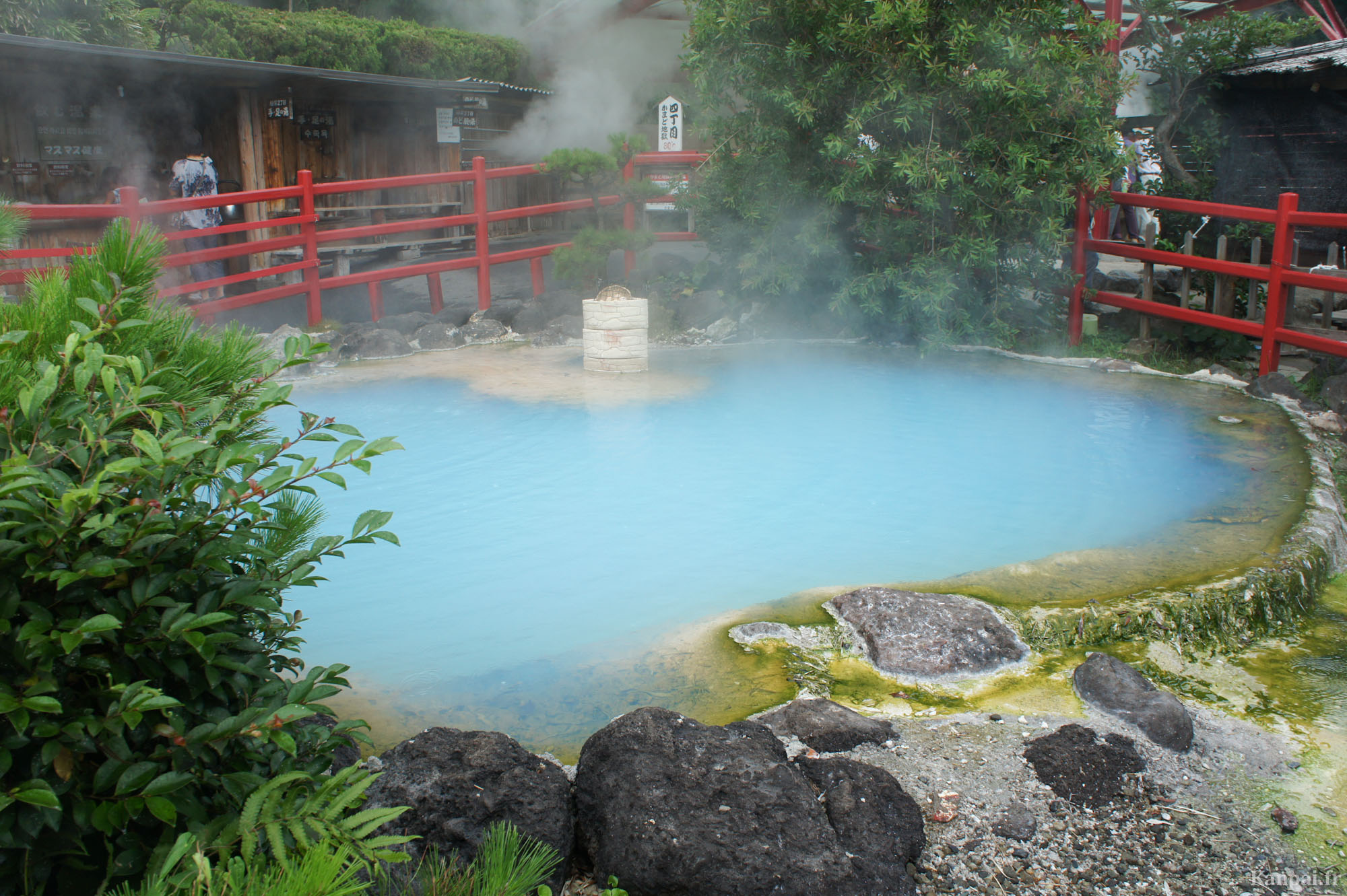 A tour of hotspring resort 2