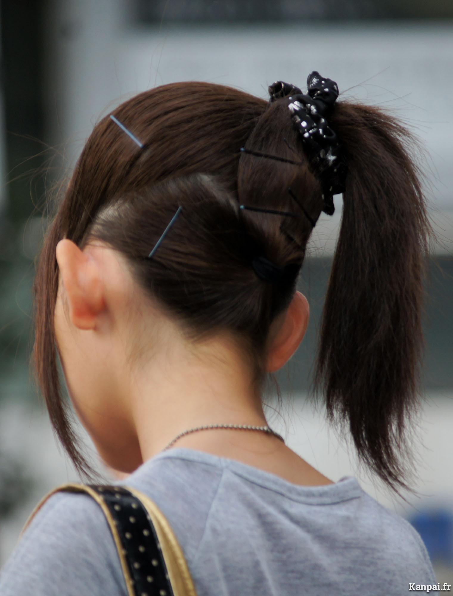 Enqute : les japonais et leurs cheveux ! Blog Tout le Japon