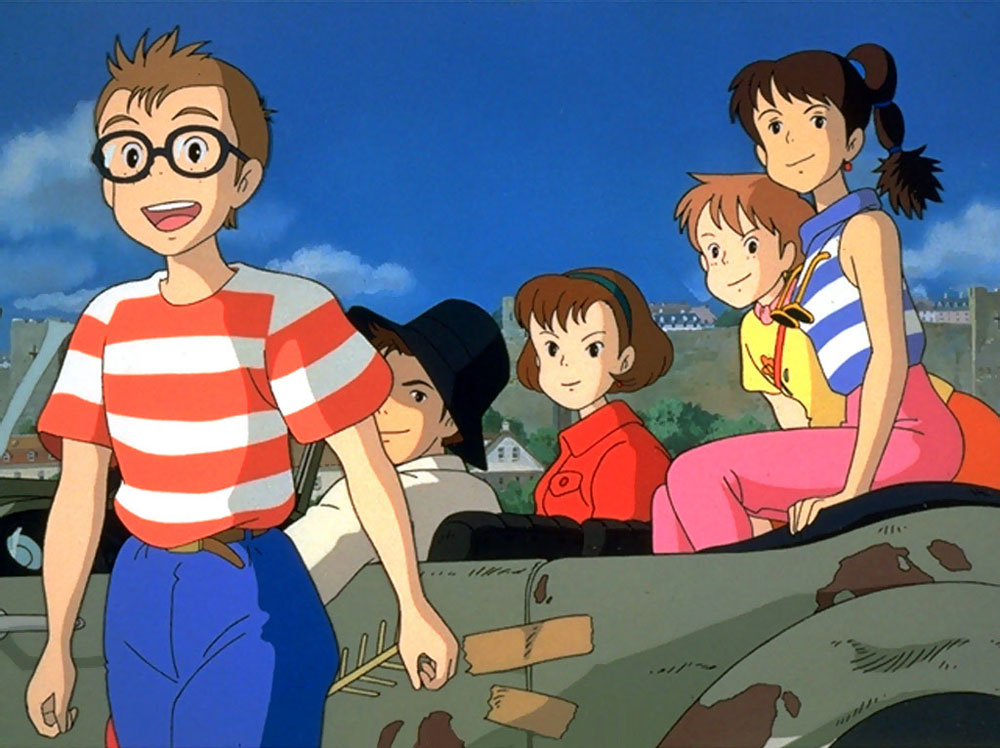 miyazaki dating site Omsi studio ghibli retrospective - featuring northwest premiere of ocean  waves  friday, january 20 5:00pm kiki's delivery service (dub) 7:00pm  spirited.