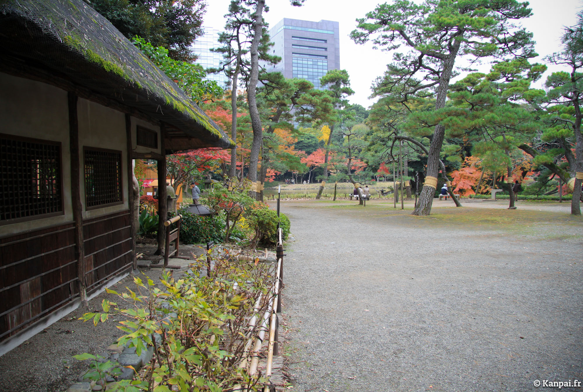 Koishikawa korakuen les jardins de tokyo dome for Le jardin korakuen