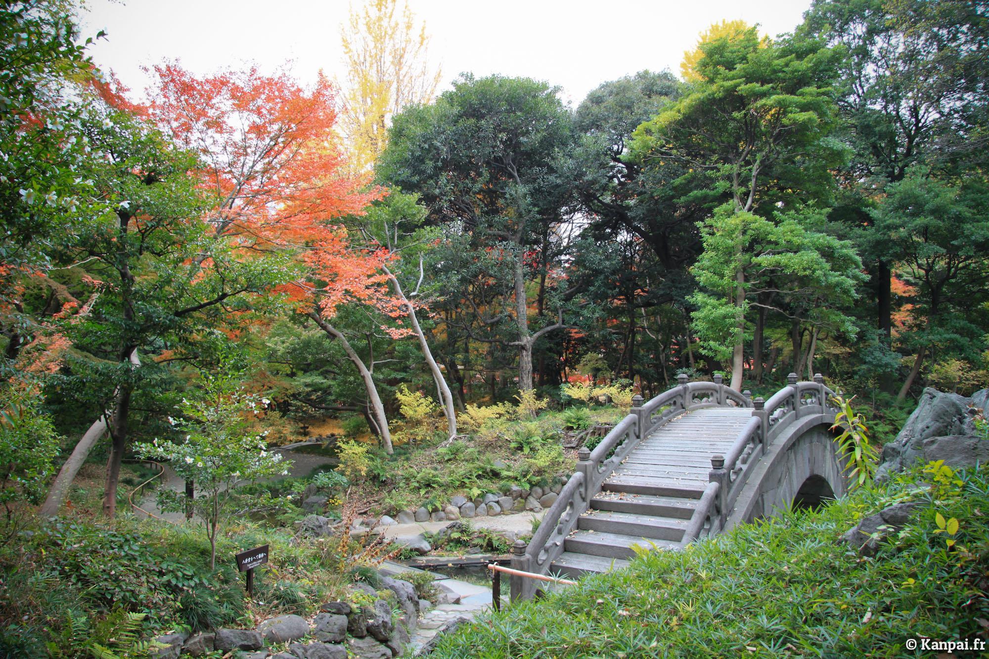 Koishikawa korakuen le jardin japonais de tokyo dome for Jardin korakuen