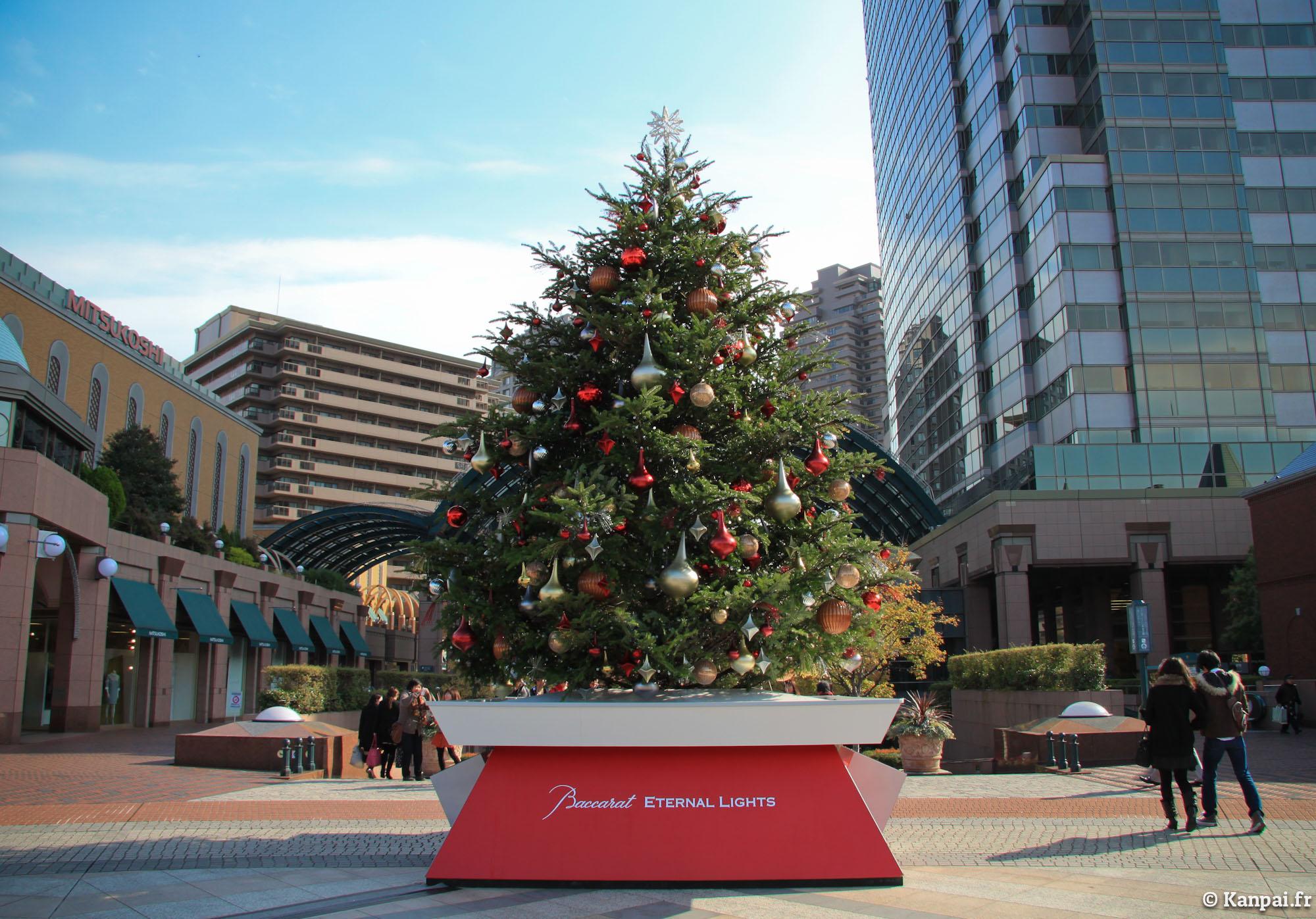 #2580A6 Tokyo à Noël 5327 decorations de noel au japon 2000x1397 px @ aertt.com