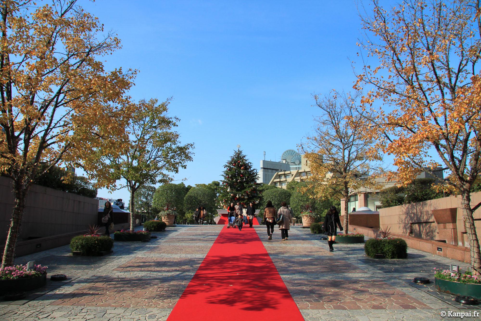#0769C4 Tokyo à Noël 5327 decorations de noel au japon 2000x1333 px @ aertt.com