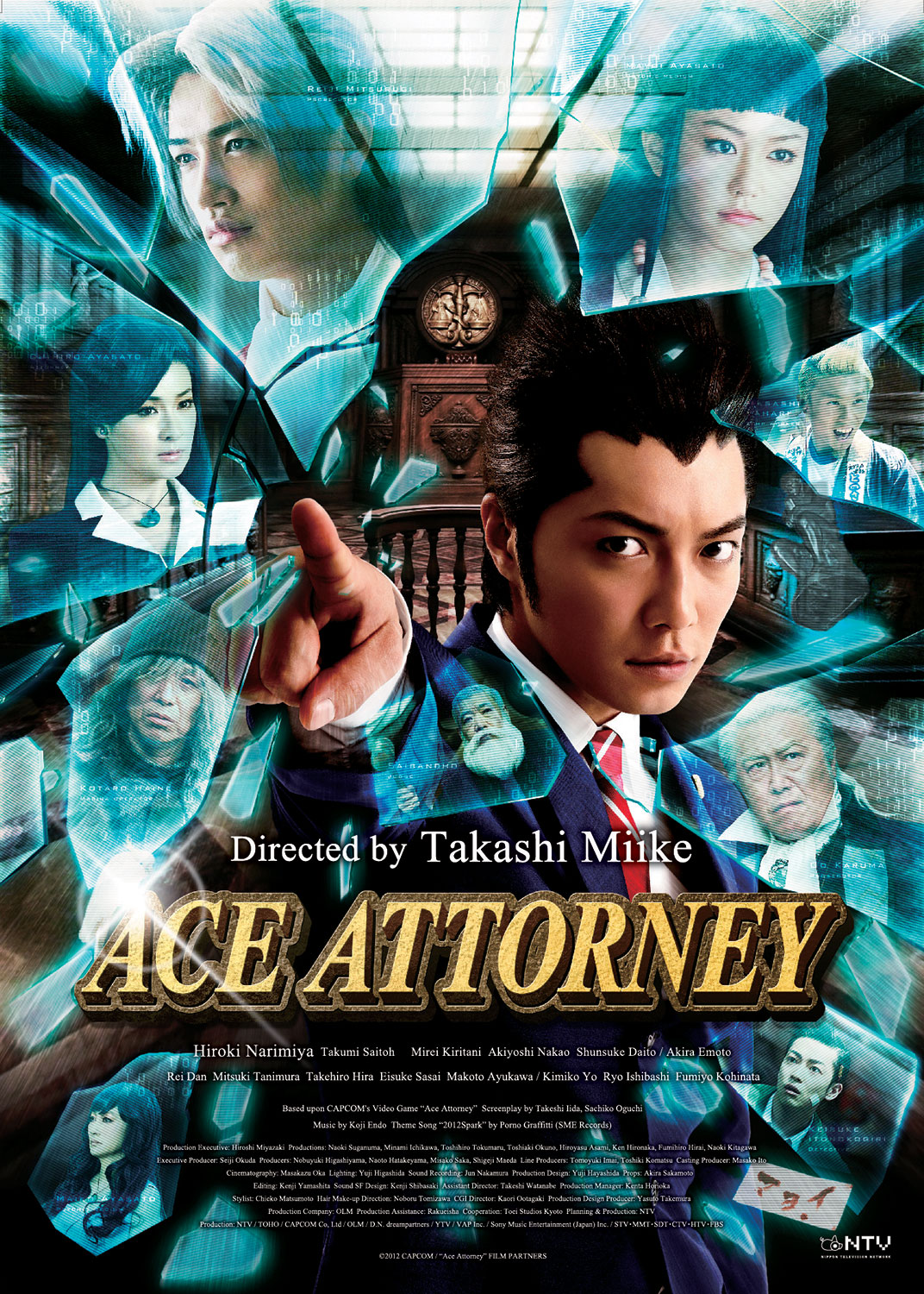 Ace Attorney live-action vostfr