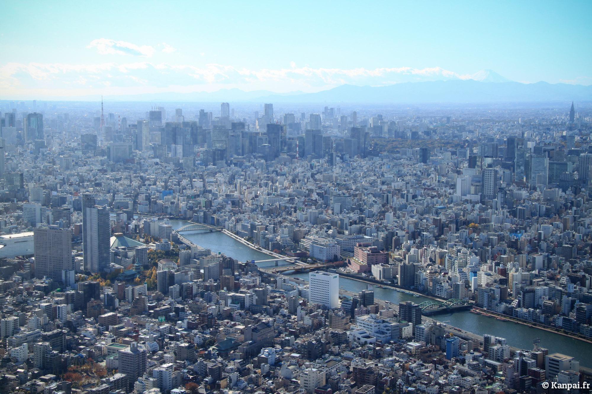tokyo skytree la tour ph nom ne la plus haute du japon. Black Bedroom Furniture Sets. Home Design Ideas