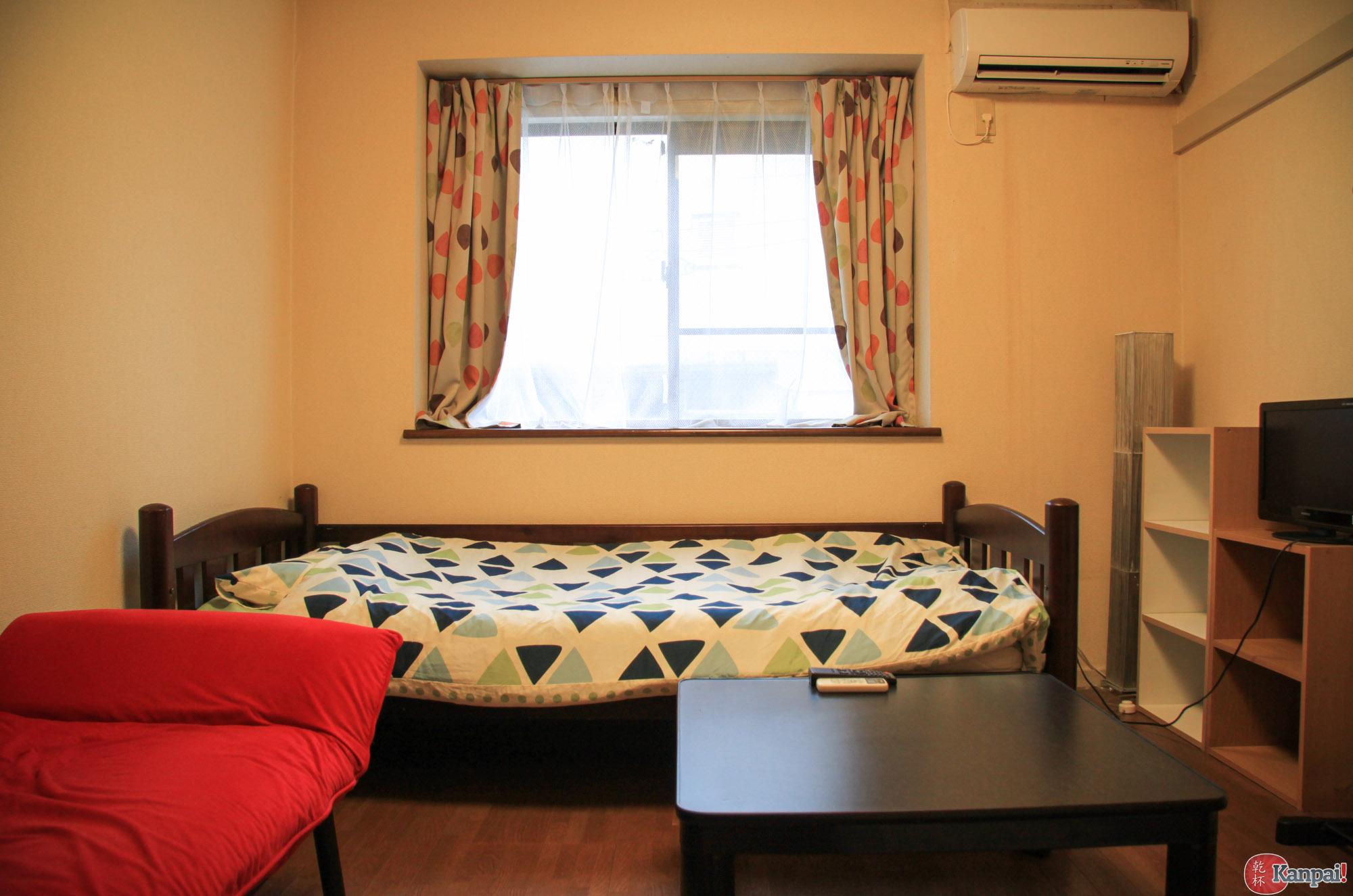 Chambre Japonaise : Sakura house logements longue durée à tokyo avis