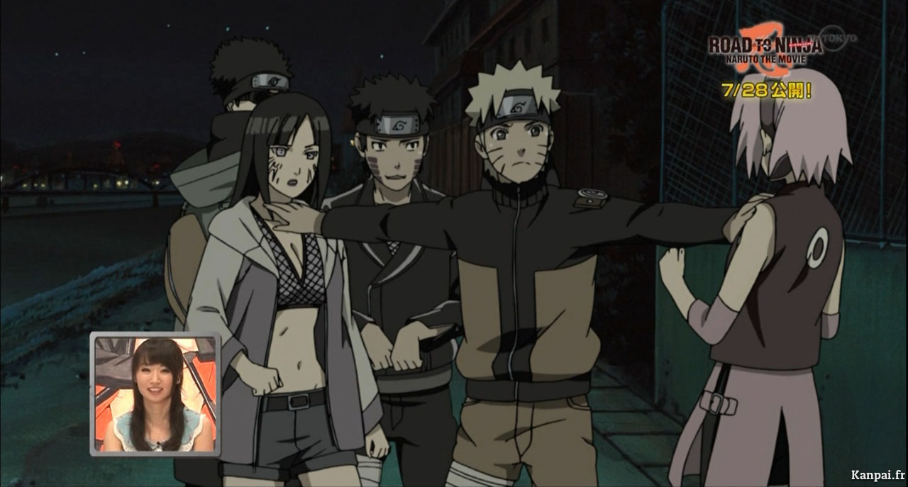 naruto film 6 road to ninja critique