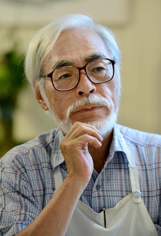Hayao Myazaki