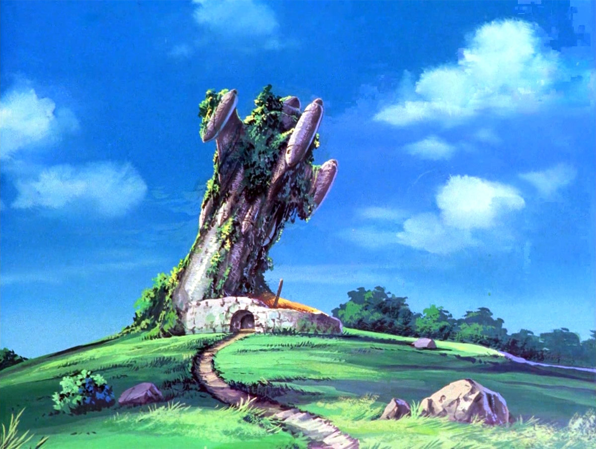 Conan le Fils du Futur, l'animé total de Miyazaki