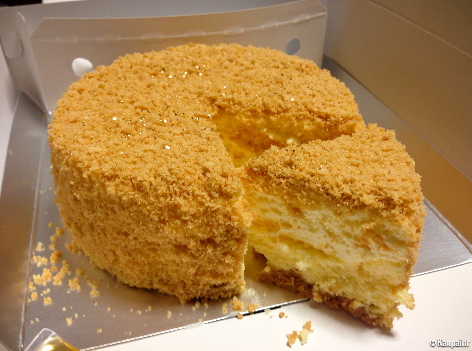 Le Gateau Cake