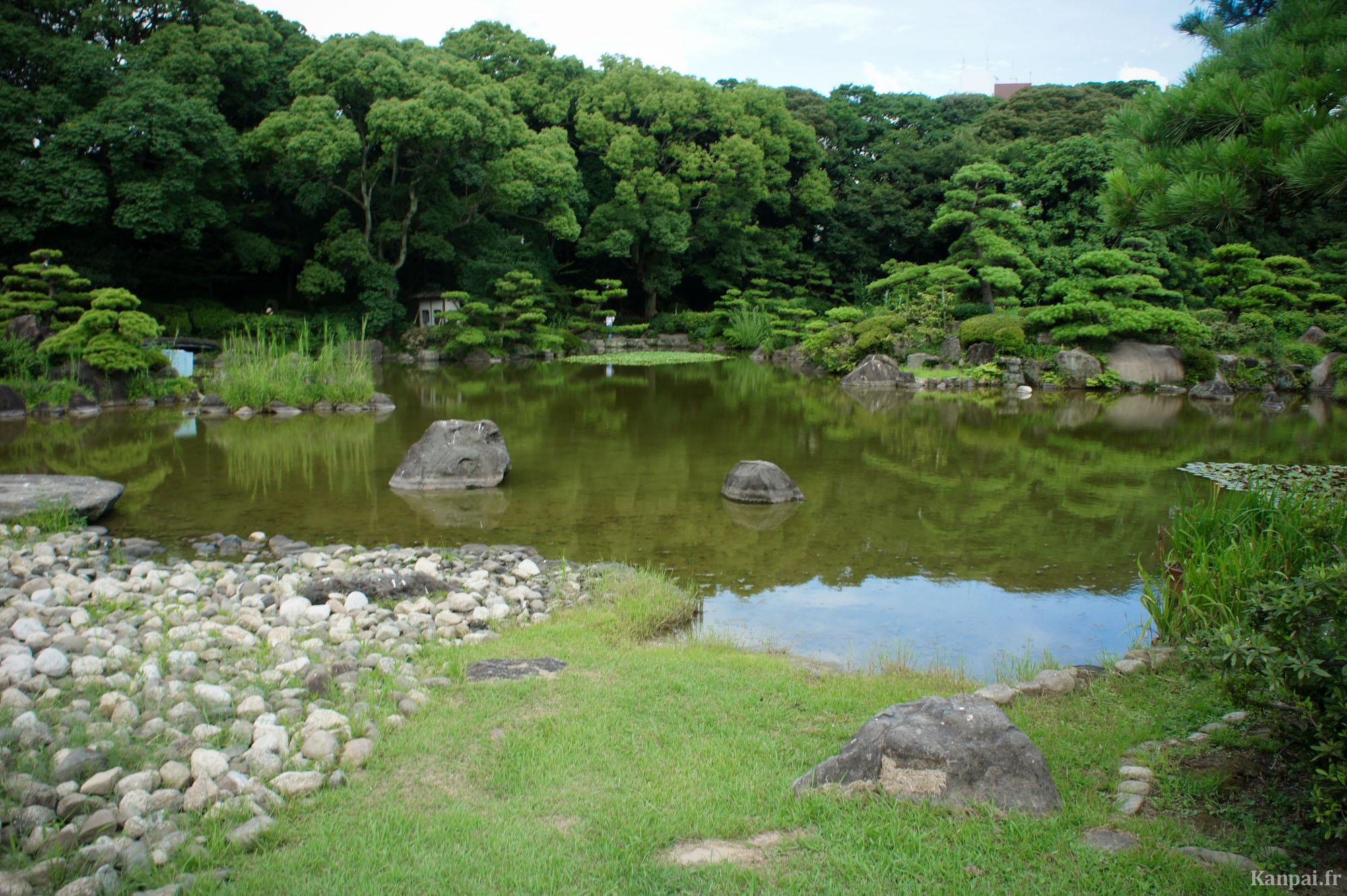 Keitaku En Le Jardin Japonais De Tennoji