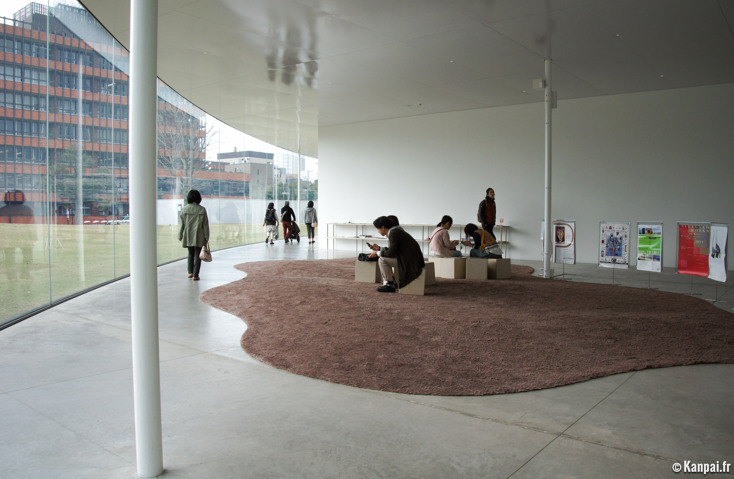 mus e d 39 art contemporain du 21e si cle les expositions. Black Bedroom Furniture Sets. Home Design Ideas