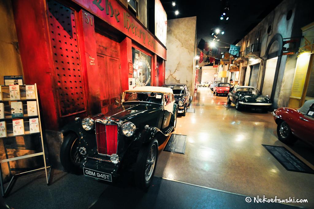 History garage le mus e automobile de megaweb odaiba for Garage automobile le cannet