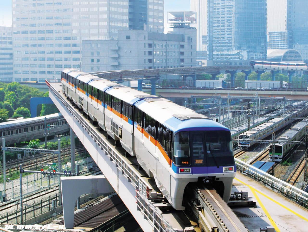 Rejoindre tokyo depuis l 39 a roport haneda guide complet for Sejour complet tokyo