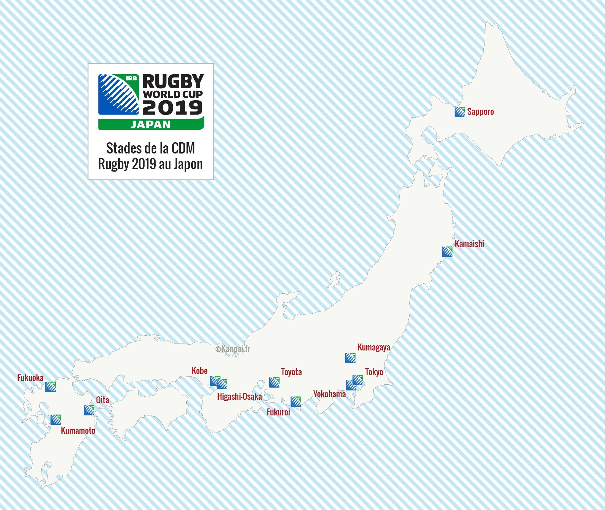 Coupe du monde de rugby 2015 rassure pour japon 2019 - Qui a gagner la coupe du monde de rugby 2015 ...