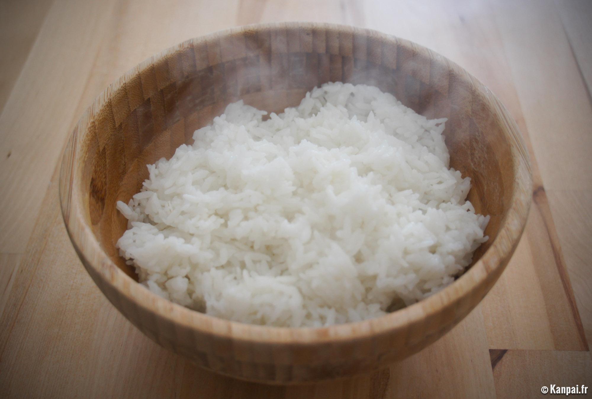 recette du riz japonais. Black Bedroom Furniture Sets. Home Design Ideas