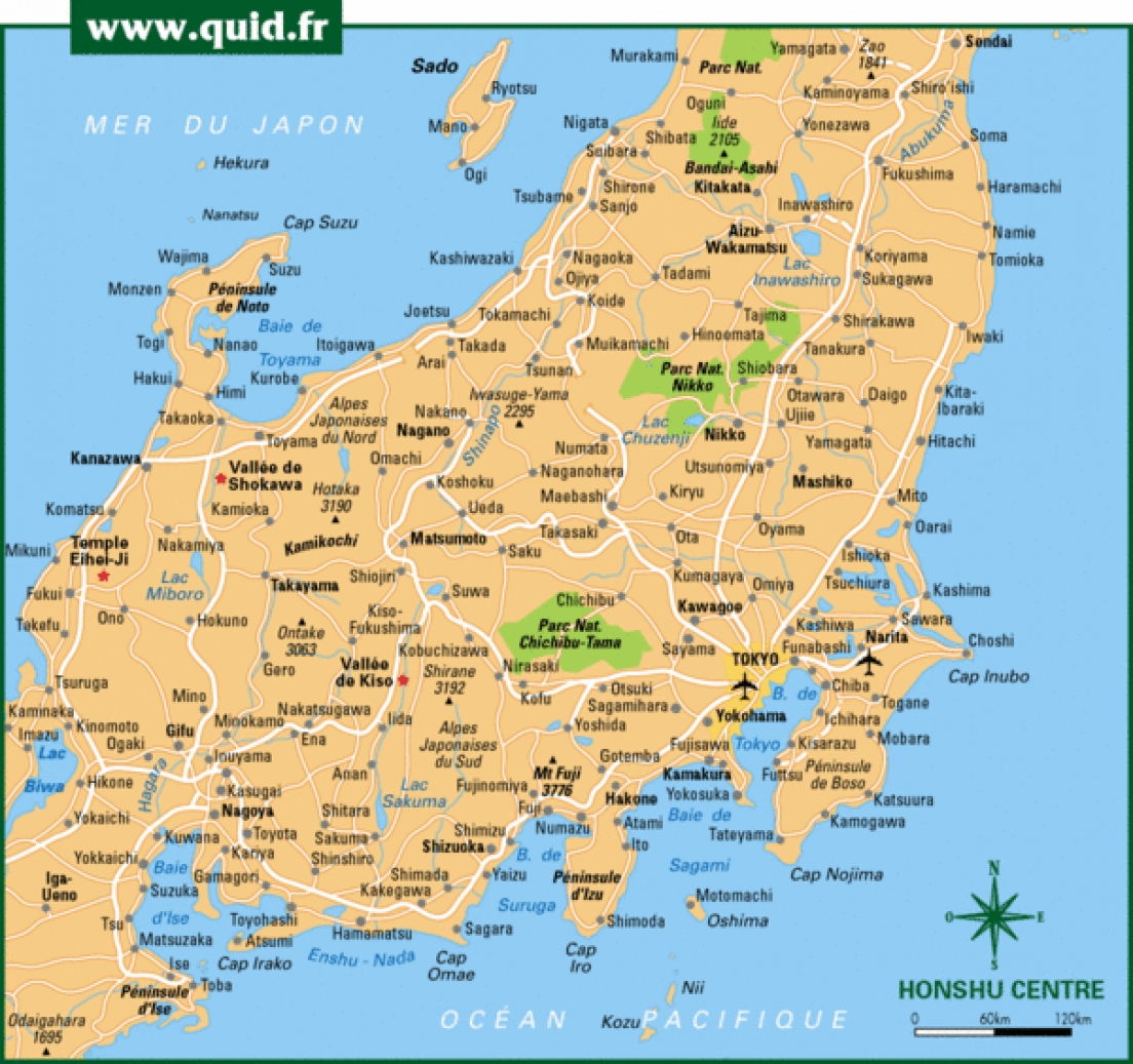 honshu-japon-carte