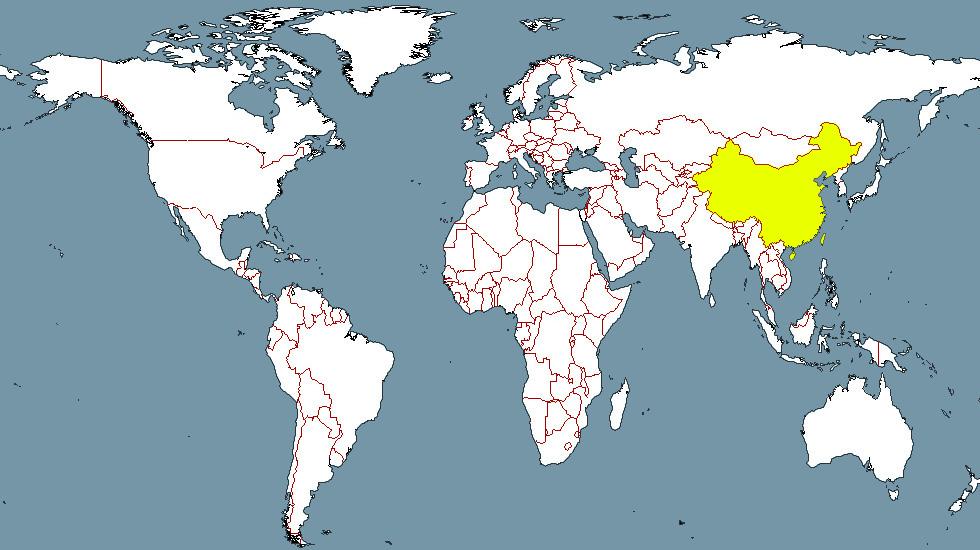 Carte Du Monde Chine Japon.Chinois Japonais Bah C Est Pas Pareil Le Japon C Est Pas